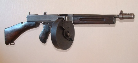 Talk:Thompson Submachine Gun - Internet Movie Firearms