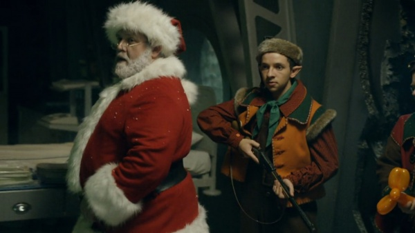 Doctor Who Last Christmas.Doctor Who New Series Season 9 Internet Movie Firearms