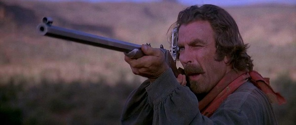 Image result for tom selleck in quigley down under