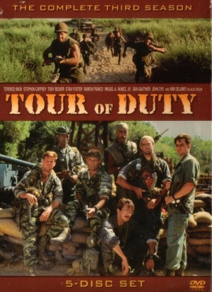 Tour of Duty - Season 3 - Internet Movie Firearms Database