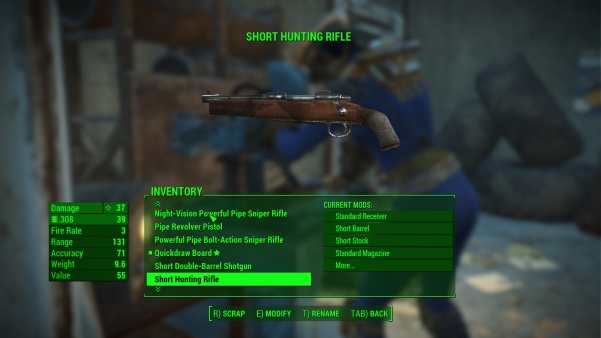 Fallout 4 internet movie firearms database guns in movies tv and