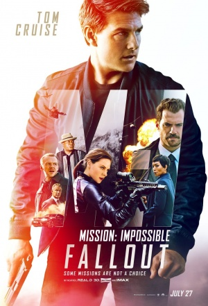 Mission: Impossible - Fallout - Internet Movie Firearms
