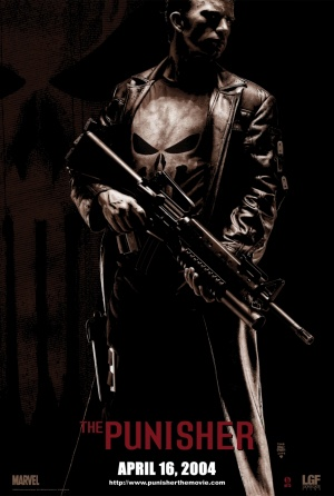 punisher the 2004 internet movie firearms database guns in