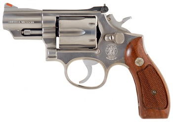 [Task] Aqua Laguna  350px-Smith-%26-Wesson-66-snub