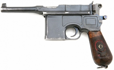 Mauser C96 Internet Movie Firearms Database Guns In Movies Tv And Video Games
