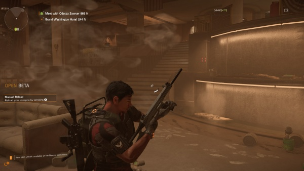 Division 2, The - Internet Movie Firearms Database - Guns in Movies