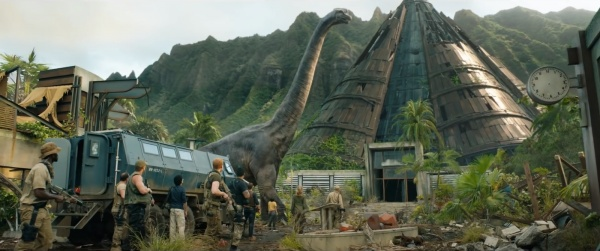 Jurassic World: Fallen Kingdom - Internet Movie Firearms