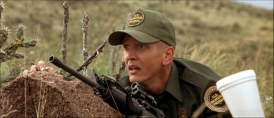 Barry pepper photo for Food bar saving private ryan