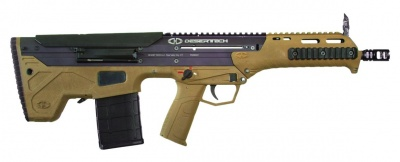 Desert Tech Micro Dynamic Rifle Internet Movie Firearms