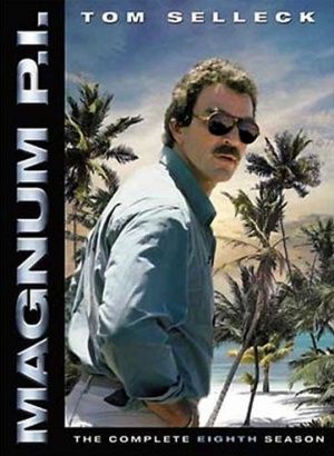 magnum p i season 8 internet movie firearms database guns in movies tv and video games. Black Bedroom Furniture Sets. Home Design Ideas