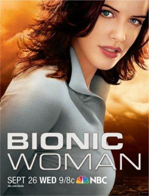 Bionic Woman movie