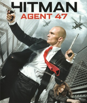 hitman agent 47 internet movie firearms database guns in movies tv and video games. Black Bedroom Furniture Sets. Home Design Ideas