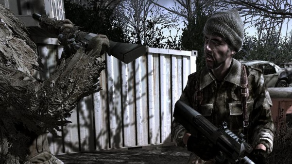 Call of Duty 4: Modern Warfare - Internet Movie Firearms