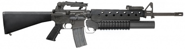 M203 grenade launcher - Internet Movie Firearms Database ... M16a4 M203