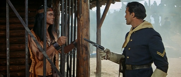 Old Shatterhand Internet Movie Firearms Database Guns In Movies