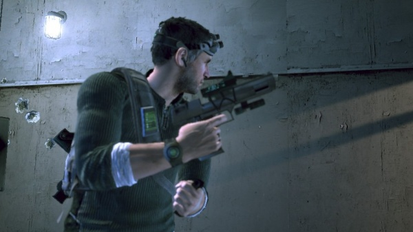 Splinter cell conviction internet movie firearms database guns in movies tv and video games - Splinter cell grim ...
