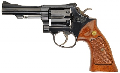 Image result for S&W MODEL 15
