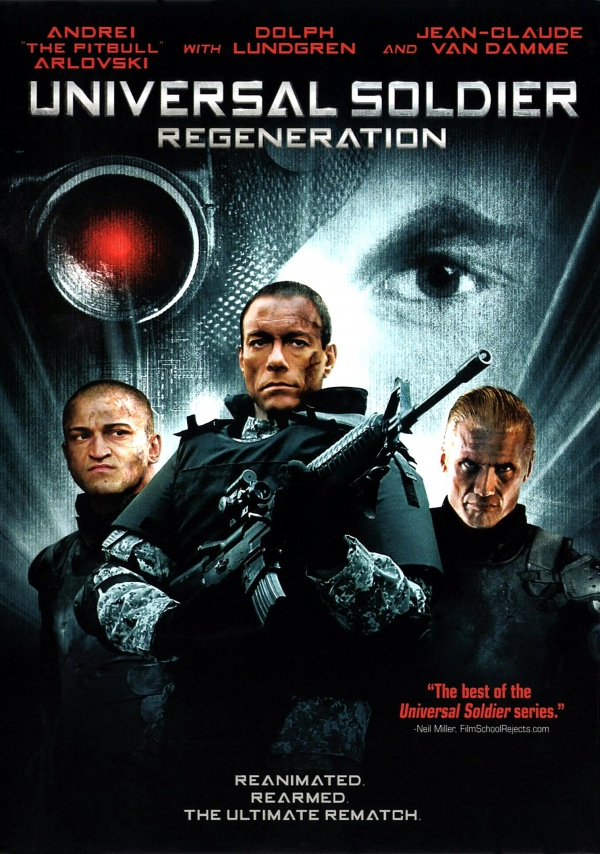 Talk:Universal Soldier: Regeneration - Internet Movie ...