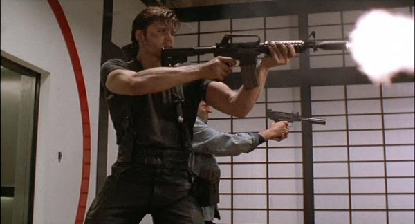 Punisher The 1989 Internet Movie Firearms Database