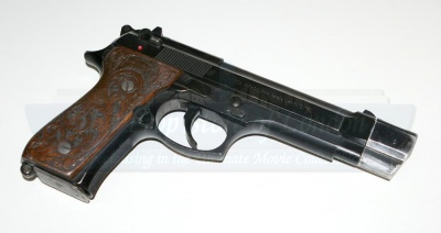 Gun from the movie wanted