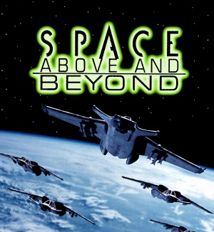 spacecraft space above and beyond - photo #29