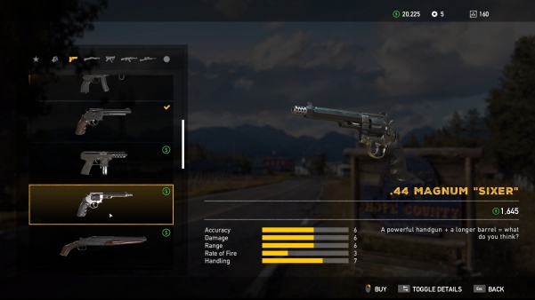 Far Cry 5 Internet Movie Firearms Database Guns in Movies TV