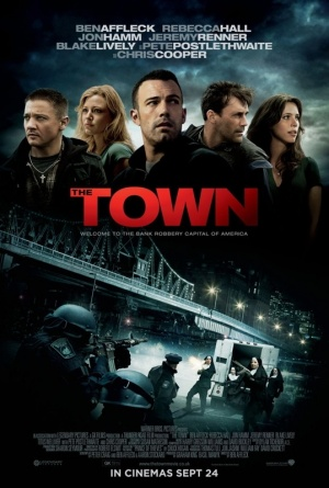 Town, The - Internet Movie Firearms Database - Guns in