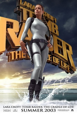 Lara Croft Tomb Raider: The Cradle of Life – 2003