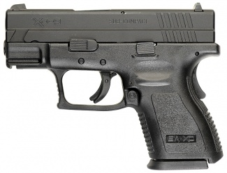 Springfield Armory XD 9Mm Subcompact