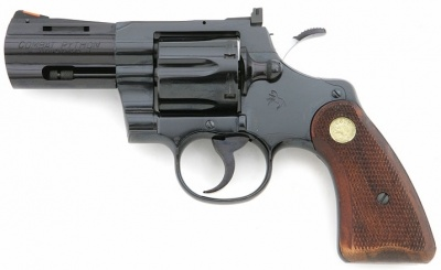 Colt Python - Internet Movie Firearms Database - Guns in