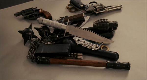 Pink Panther The 2006 Internet Movie Firearms