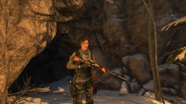 Rise of the Tomb Raider - Internet Movie Firearms Database