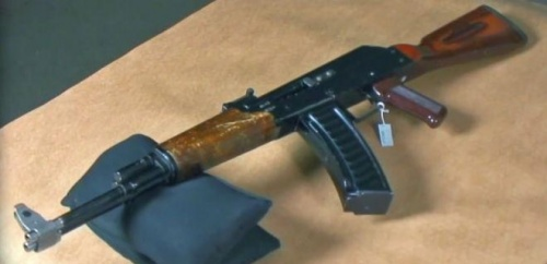 Red Scorpion - Internet Movie Firearms Database - Guns in Movies, TV