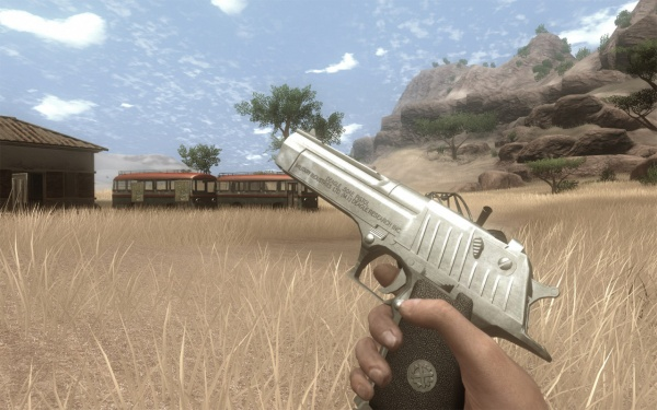Far Cry 2 Internet Movie Firearms Database Guns In Movies Tv And Video Games