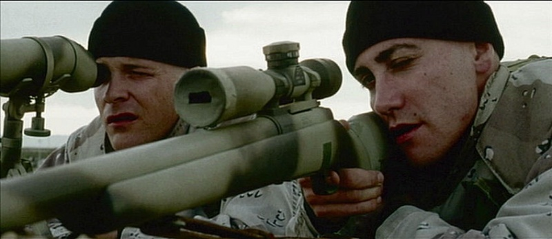Spray Painting A Rifle Scope