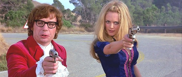 Car Covers Target >> Austin Powers: The Spy Who Shagged Me - Internet Movie ...