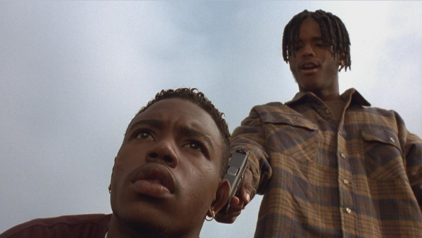 an analysis of the movie menace ii society Caine, the young man at the center of menace ii society, is not an evil person in  the usual sense of the word he has a good nature and a.
