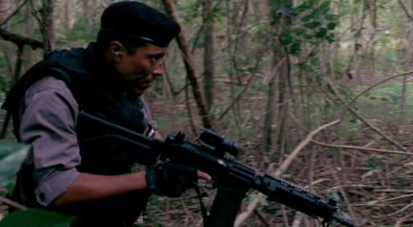 Behind Enemy Lines: Colombia - Internet Movie Firearms ...