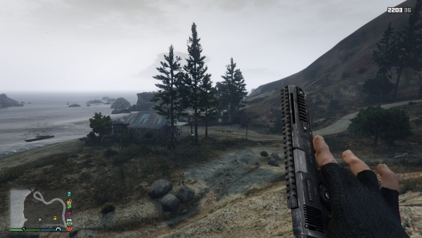 Grand Theft Auto V - Internet Movie Firearms Database - Guns