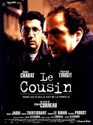 Le cousin 1997 Poster.jpg
