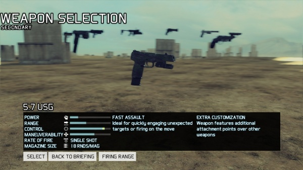 Ghost Recon: Future Soldier - Internet Movie Firearms Database