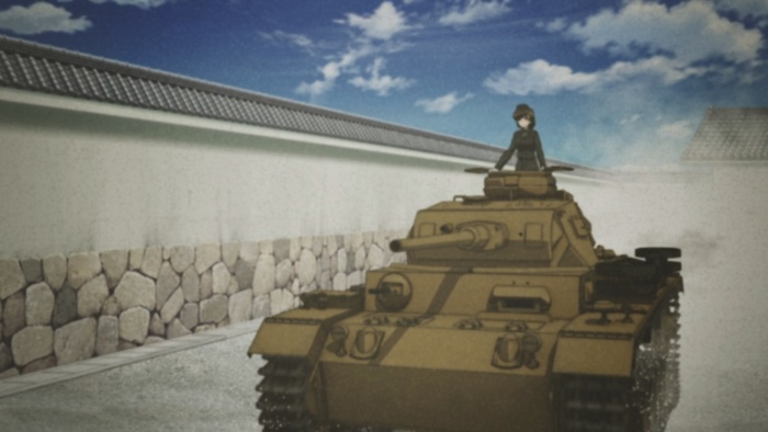 Girls Und Panzer - Internet Movie Firearms Database - Guns