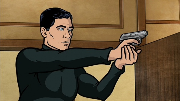 archer internet movie firearms database guns in movies tv and