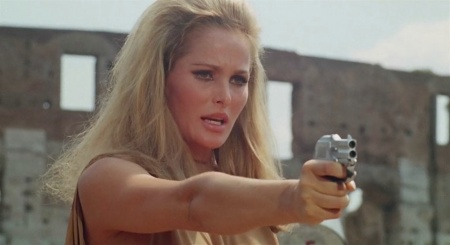 Ursula Andress - Internet Movie Firearms Database - Guns in MoviesUrsula Andress Movie