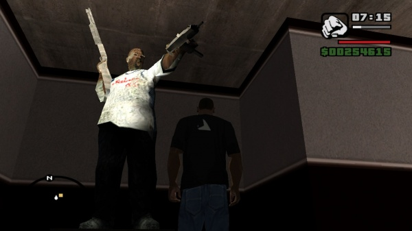 Grand Theft Auto: San Andreas - Internet Movie Firearms Database