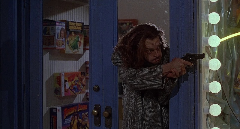 Childs Play 1988  Brad Dourif as Charles Lee Ray