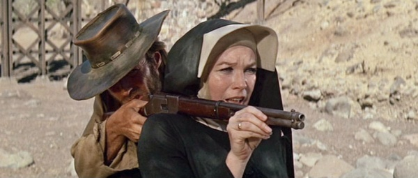 Two Mules for Sister Sara - Internet Movie Firearms Database
