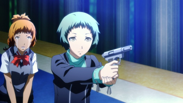 Persona 3 The Movie Internet Movie Firearms Database Guns In
