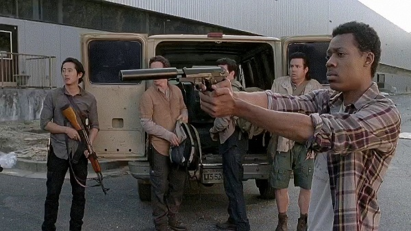 Walking Dead, The - Season 5 - Internet Movie Firearms Database ...