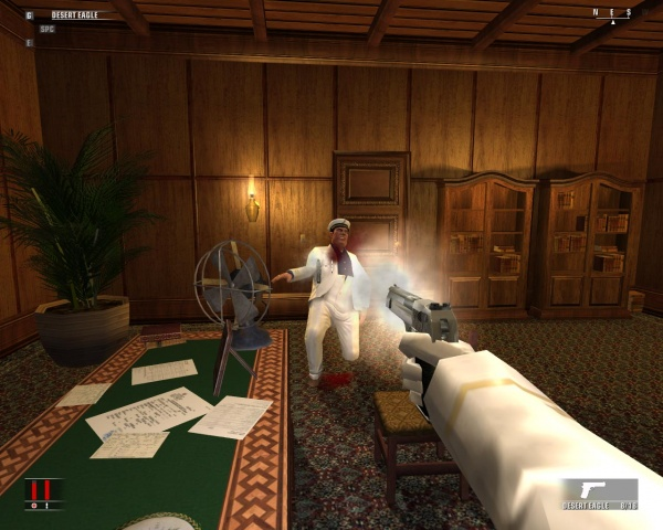 Hitman Blood Money Internet Movie Firearms Database Guns In